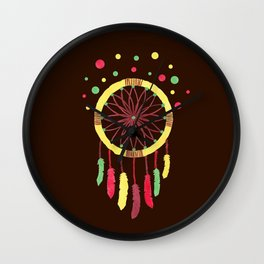 Sweet Dreams are Made of This Wall Clock