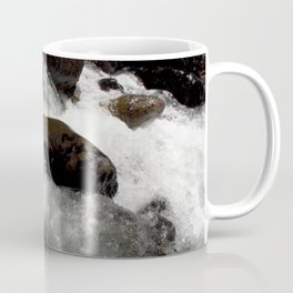 A Place to Contemplate, on Fall Creek Coffee Mug