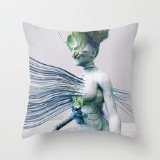 Nebbia Throw Pillow