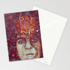 anni70barra79 Stationery Cards