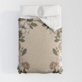 Floral Laurel Comforters
