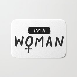 WOMAN Bath Mat