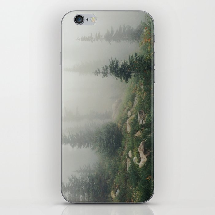 Mt Hood National Forest iPhone Skin