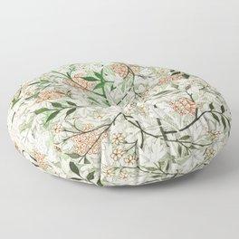 William Morris Jasmine Floor Pillow