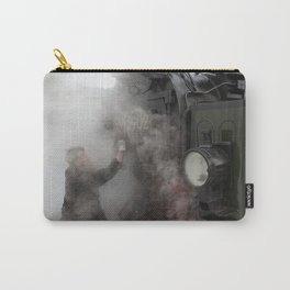 Steam locomotive 99 5902 from 1897 Carry-All Pouch