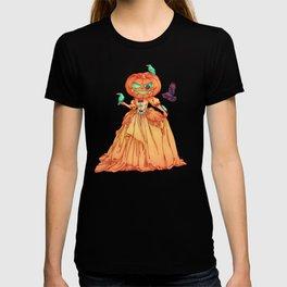 LADY HALLOWEEN T-shirt