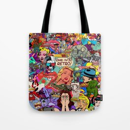 Who in Hell is Archie? Tote Bag