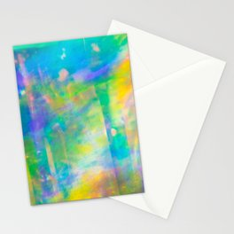 Prisms Play of Light 3 Stationery Cards