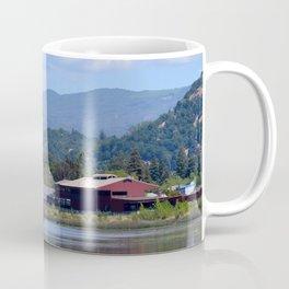 around the river bend Coffee Mug