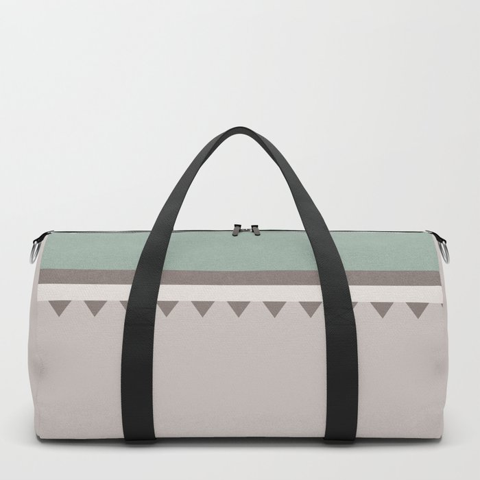 Jagged 5 Duffle Bag