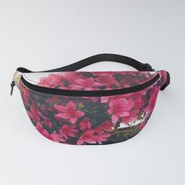 Pink flowered bonsai  Fanny Pack