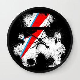 Ziggy Stormdust Wall Clock