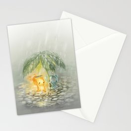 Cover from the Rain Stationery Cards