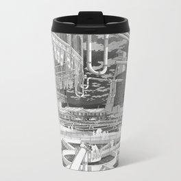 Frackpool 01 Metal Travel Mug