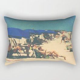 Every Summer Has a Story to Tell Rectangular Pillow