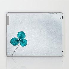 blue clover Laptop & iPad Skin