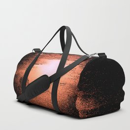 KISSING ON THE BEACH Duffle Bag