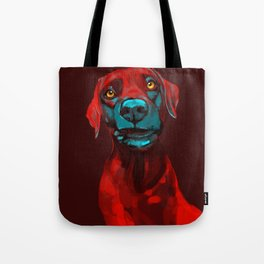 The Dogs: Rufus Tote Bag