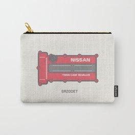Nissan SR20DET S14 Vector Illustration Carry-All Pouch