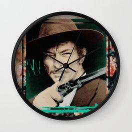 Angel Eyes Wall Clock