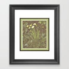 Spring #1 Framed Art Print