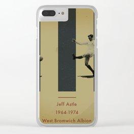WBA - Astle Clear iPhone Case