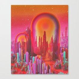 CAPSULES (everyday 06.21.16) Canvas Print