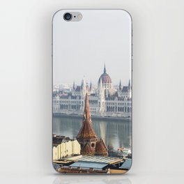 The Parliament Building. iPhone Skin