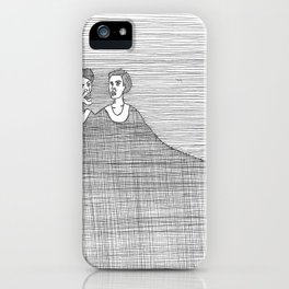 The Murderous Maids Of Le Mans iPhone Case