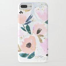 Dreamy Flora Slim Case iPhone 8 Plus