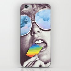 Extasy iPhone Skin