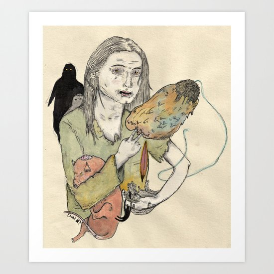Apremio Art Print