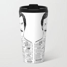 Anchorman's Ron Burgundy - 'Scotchy, Scotch, Scotch' Travel Mug