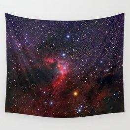 Cave Nebula Wall Tapestry