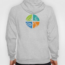 Four elements Hoody