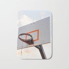 basketball hoop 4 Bath Mat