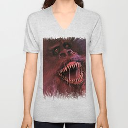 The Crate Beast Unisex V-Neck