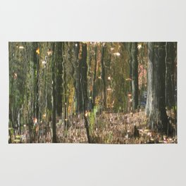 """Forest through the Trees"" Rug"