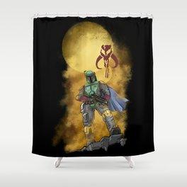 Bounty Hunter Shower Curtain