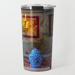 Candlestick Travel Mug