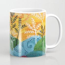 on and on fields Coffee Mug