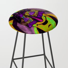 MARDI ARTY Bar Stool