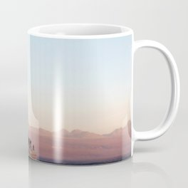 People Watching in the Moon Valley, Chile Coffee Mug