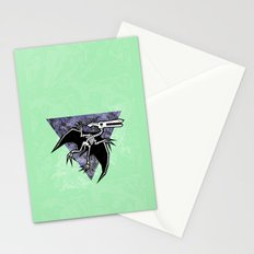 Pterodactyl Fossil Stationery Cards