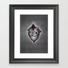 Ghost / Alone Framed Art Print