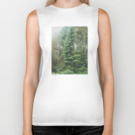 With the Trees Biker Tank