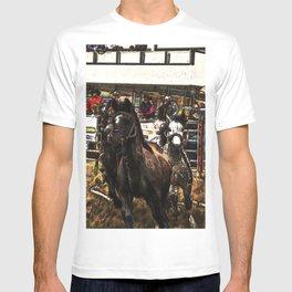Wild Horses - Rodeo Event T-shirt
