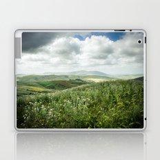 Hills of Sicily Laptop & iPad Skin