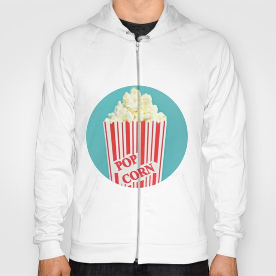 Pop Corn Hoody