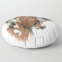 Spirit of the Horse Floor Pillow